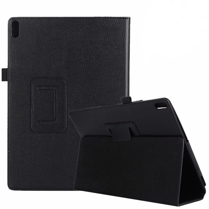 <font><b>Case</b></font> for <font><b>Lenovo</b></font> Tab P10 10.1 Tablet Cover Flip PU Leather <font><b>Case</b></font> Cover for <font><b>Lenovo</b></font> Tab P10 <font><b>TB</b></font>-X705F <font><b>TB</b></font>-<font><b>X705L</b></font> Stand Smart Funda <font><b>Case</b></font> image