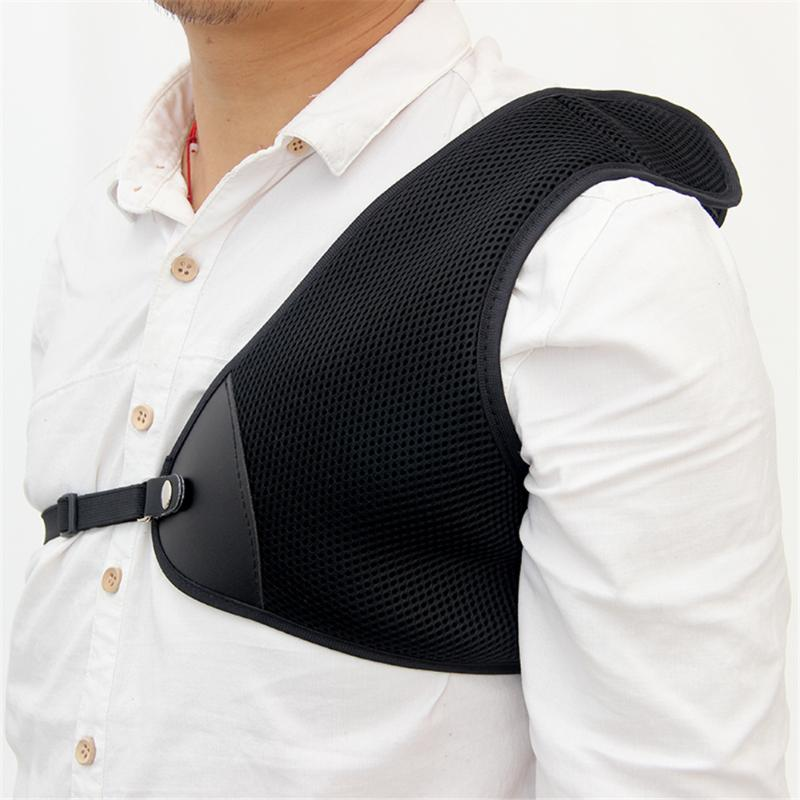 Archery Chest Protector Guard Compound Bow Arrow Adjustable Chest Tool Gear