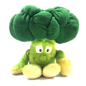 Image 5 - Multiple Styles Selected New Fruits Vegetables Cabbage Pineapple Blueberries Stuffed Plush Doll Toy for Croatia Kids Children