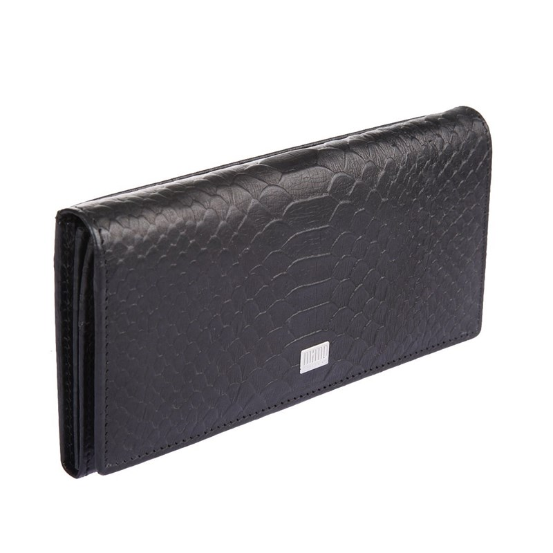 Coin Purse Mano 20150 Croco black