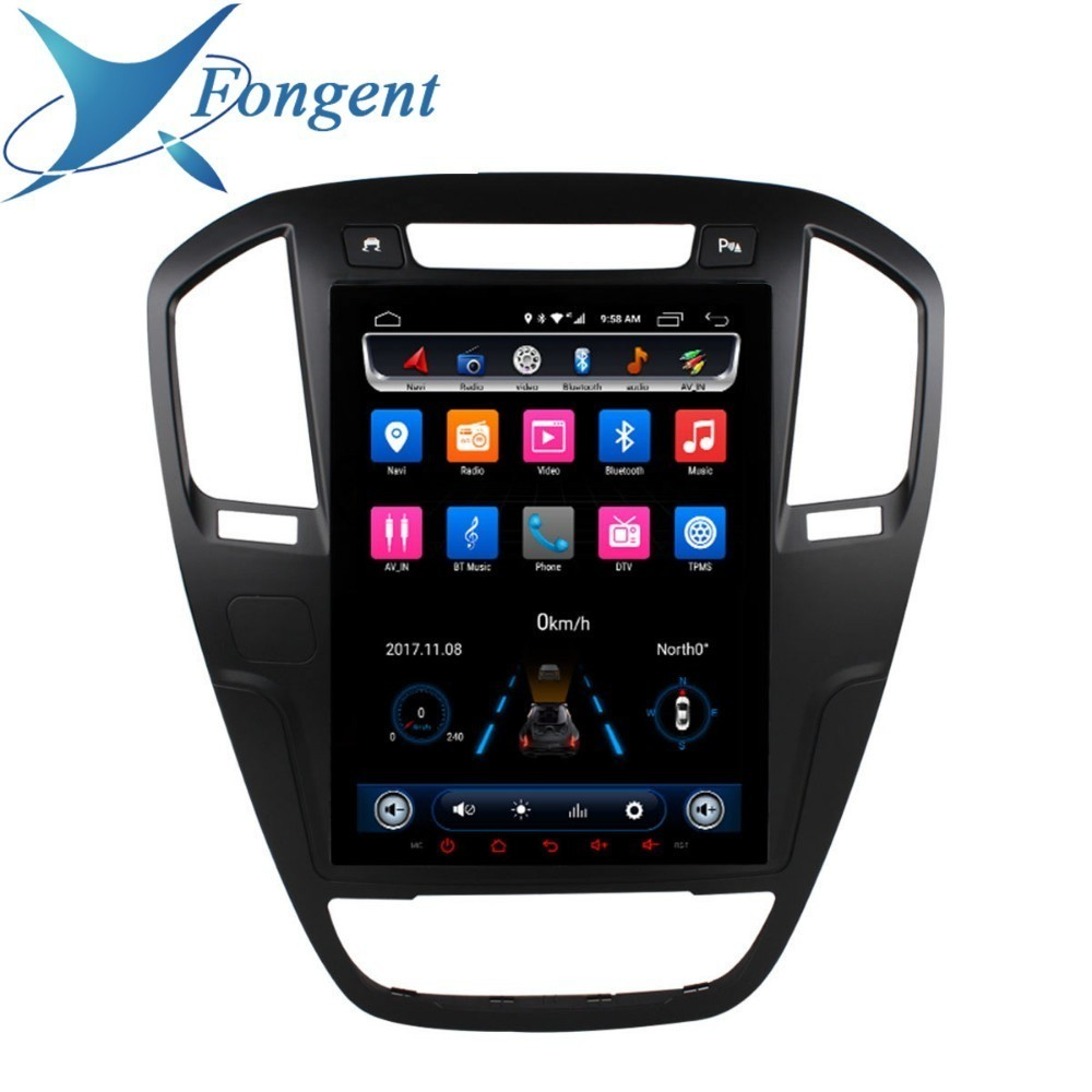 Car Android DVD Multimedia Player for Buick Regal 2009 2010 2011 2012 2013 opel insignia Auto GPS Stereo Radio Vehicle GPS Navi