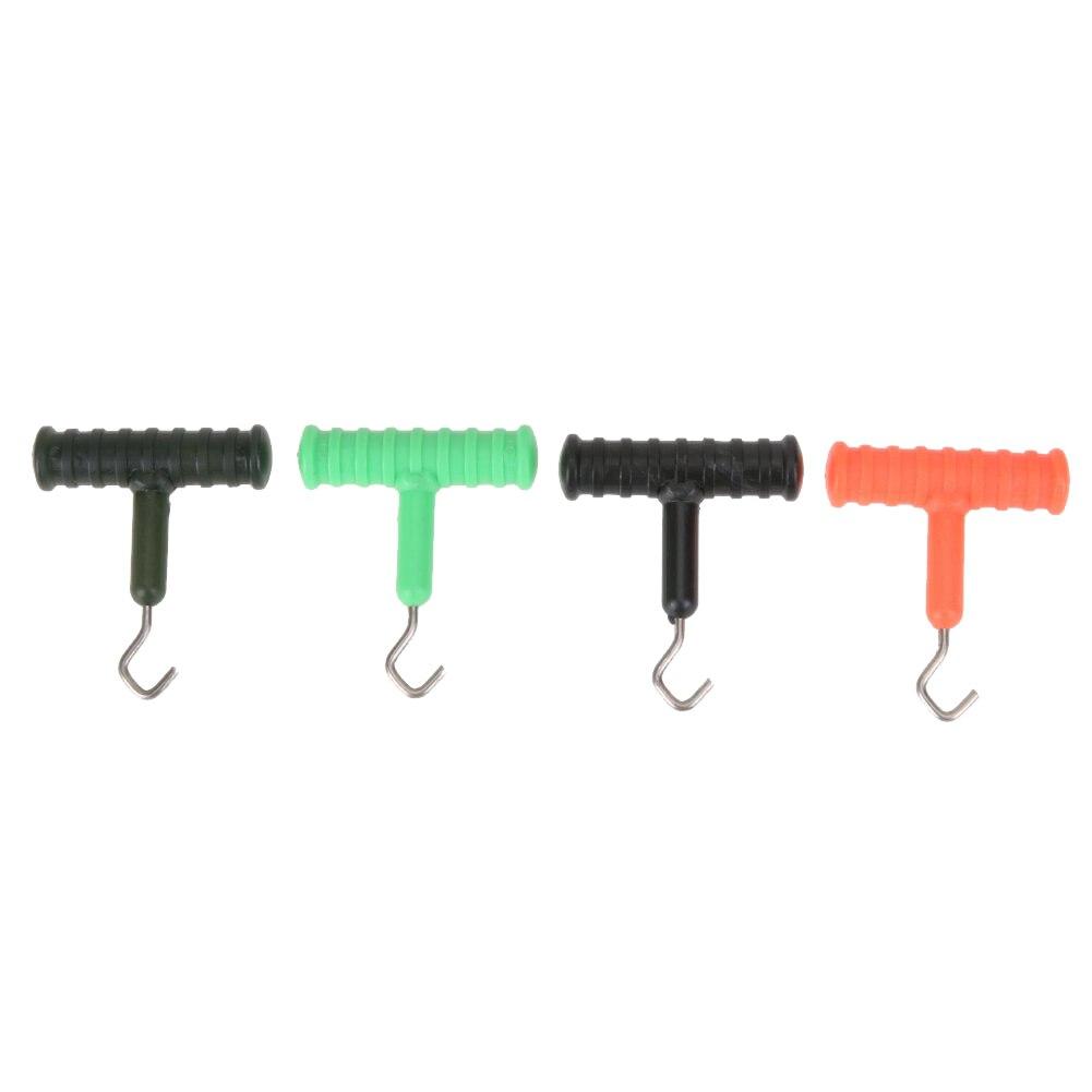 4pcs Carp Fishing Knot Puller Tool Rig Making Tool Sea Fishing Hair Rig Tool Spare No Cost At Any Cost