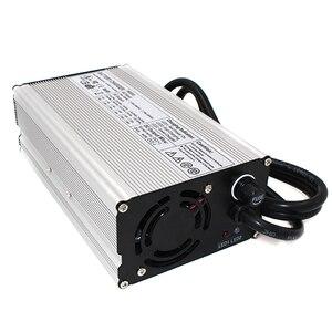 Image 5 - 54.6 V 10A lithium sạc 48 V 10A sạc 110/220 V Sử Dụng cho 13 S 48 V 40AH 50AH 80A 100A li ion pin gói