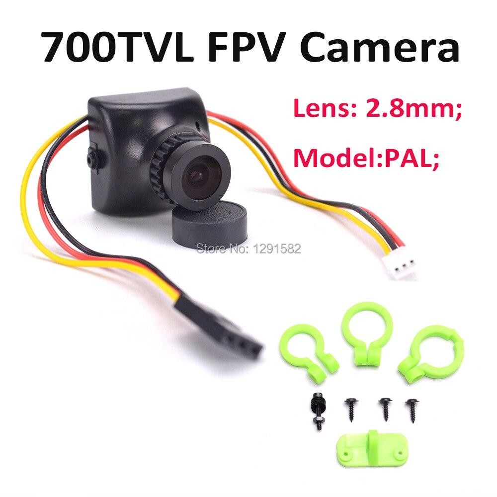 FPV CCD Camera 700TVL Mini CMOS Camera 2.8 mm For RC Quadcopter Aircraft BAF