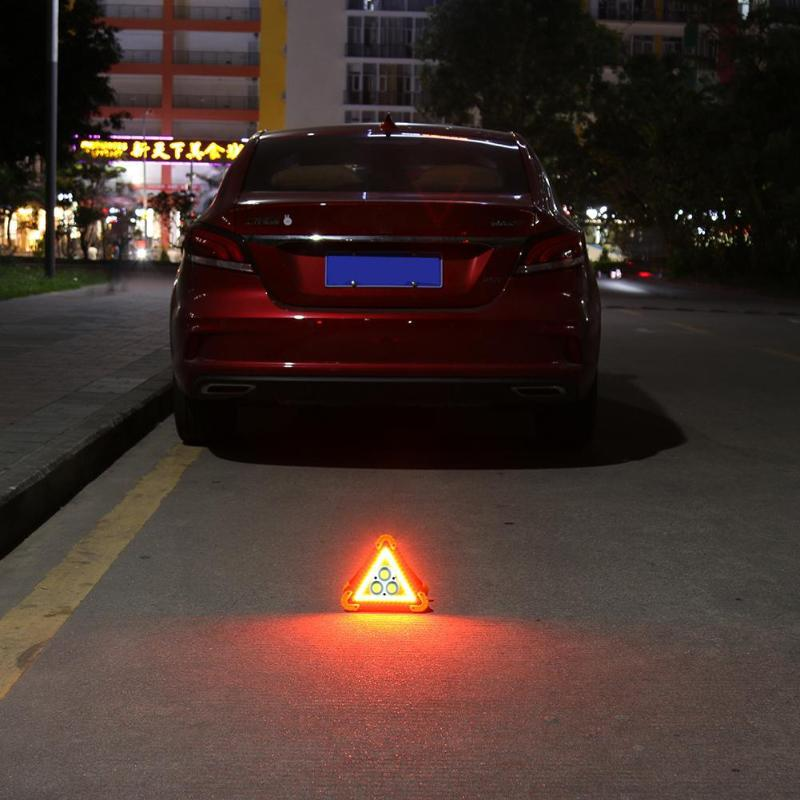Warning Light Bright LED Taillight Waterproof LED Light Sign Real Lamp Truck Strobe Outdoor Camping Emergency Lantern