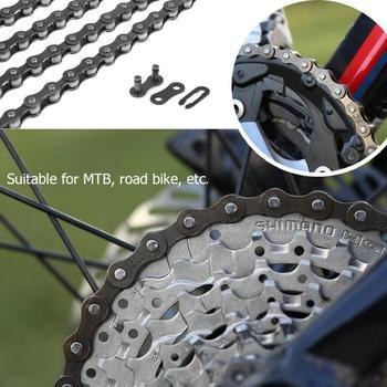 Sepeda Chain102 Tautan Single Speed MTB Sepeda Rantai Baja untuk Gigi Tetap Tinggi Kualitas Bersepeda Rantai