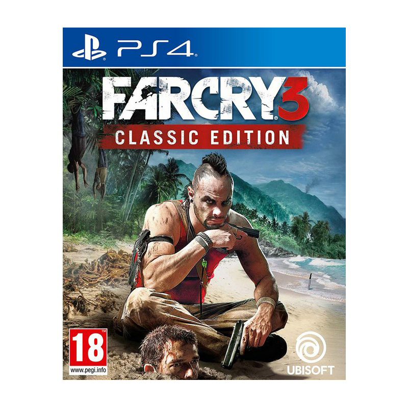 Game Deals PlayStation Far Cry 3 Classic Edition Consumer Electronics Games & Accessories game deals playstation uncharted nathan drake consumer electronics games