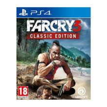 Игра для Sony PlayStation 4 Far Cry 3. Classic Edition, русская версия