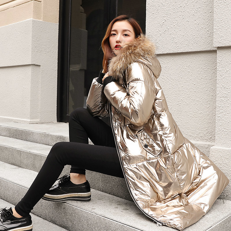 Winter jacket women coat new female down cotton jacket padded thick   Parka   student jacket 2018 female outerwear lady clothing 216