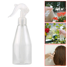 200ml Empty Spray Bottle Clear Mist Trigger Refillable Container for Essential Oils Cleaning Product WXV Sale цена в Москве и Питере