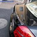 Автомобильный спойлер из углеродного волокна для peugeot 3008 hyundai i30 skoda h7 volkswagen golf 4 ford focus 3 toyota auris seat exeo bmw e46