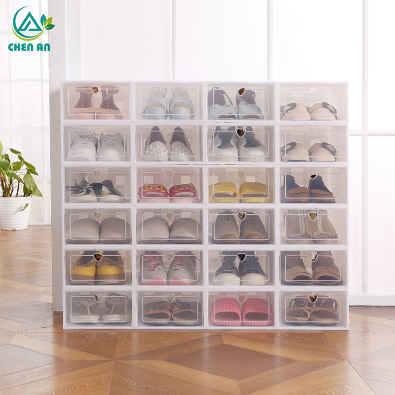 In Workmanship Hearty Home Use Shoe Racks Modern Double Cleaning Storage Shoes Rack Living Room Convenient Shoebox Shoes Organizer Stand Shelf Exquisite