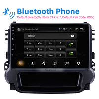 Seicane автомобильный Navi HD стерео Android 8,1 головное устройство автомобильного радиоприемника WiFi GPS; Мультимедийный проигрыватель для Шевроле Ма