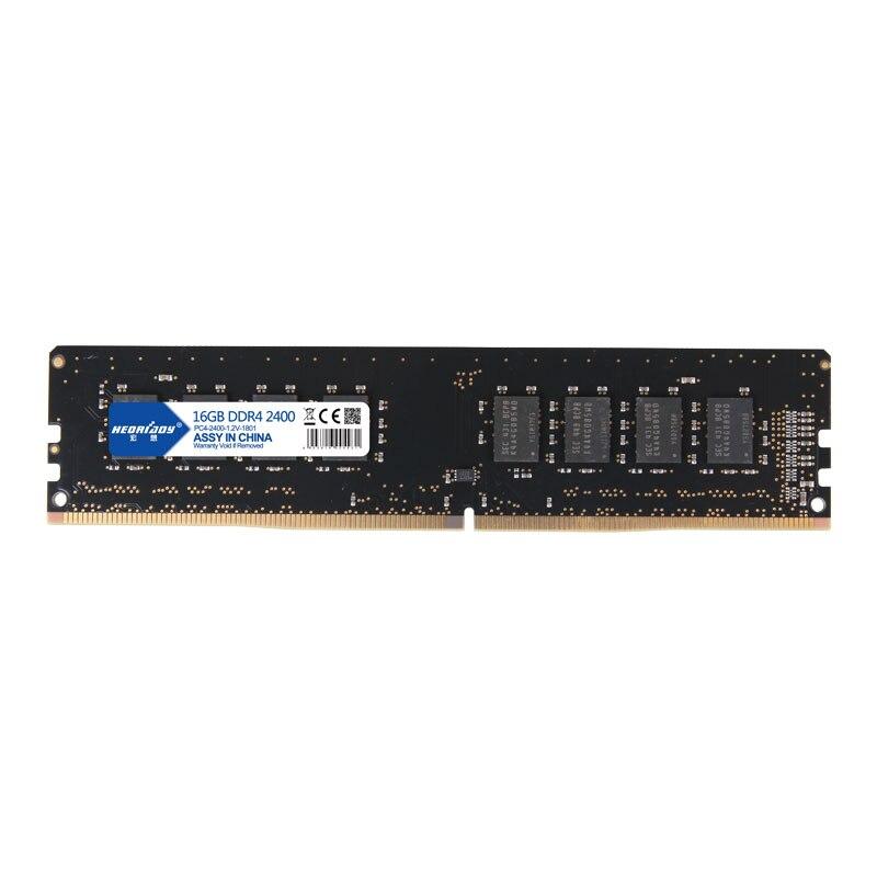 16 GB DDR 4 PC RAM 4 GB 8 GB 2400 MHz Desktop 1,2 v 288pin unterstützung alle ddr4 slots motherboard