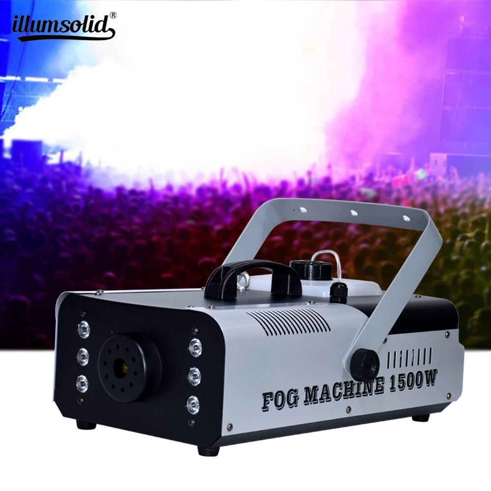 1500 W RGB 3in1 Macchina del Fumo A Distanza Senza Fili/Filo macchina della nebbia di Controllo DJ Bar Esposizione Del Partito Della Fase Macchina1500 W RGB 3in1 Macchina del Fumo A Distanza Senza Fili/Filo macchina della nebbia di Controllo DJ Bar Esposizione Del Partito Della Fase Macchina