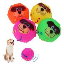 Резиновая пищащая игрушка для собак, кричащая курица, жевательная игрушка, Petstyle fafa футболка, товары для питомцев, щенков, кошек, виниловый шар, игрушка для собак