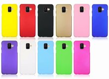 For Galaxy A8 Star Case Matte hard back Cases for J4 j6 2018 Samsung J7 SM-J737 J737A J737T J737P