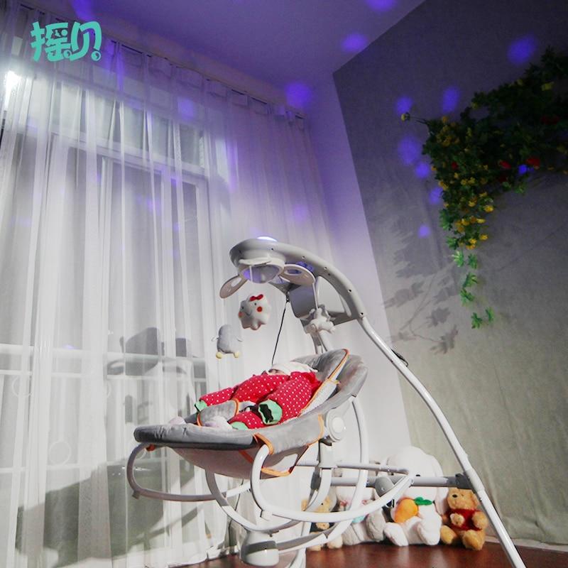 Baby rocking chair baby electric cradle rocking chair recliner comfort equipment newborn shaker sleeping basket Baby rocking chair baby electric cradle rocking chair recliner comfort equipment newborn shaker sleeping basket