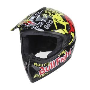 Image 4 - Casco protettivo per moto di alta qualità, casco protettivo per donna e uomo, caschi da motocross fuoristrada