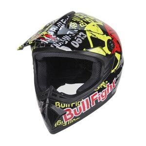 Image 4 - 高品質オートバイヘルメット保護 capacete オートバイ女性 & 男性オフロードモトクロスヘルメット承認