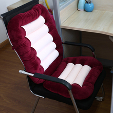 Cushion Sofa office chair automobile cushion Thickening in winter Soft and comfortable 3 color selectable Free shipping