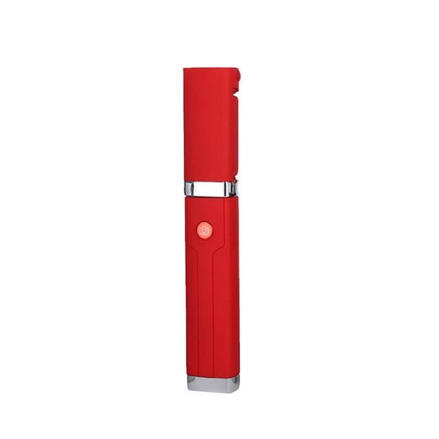 Lippenstift Selfie Stick Mini Selbstauslöser Stange Draht Monopod Teleskop Artefakt Selbstauslöser Hebel Für Handy Universal