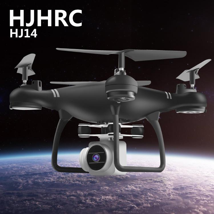 <font><b>HJ14W</b></font> Wi-Fi Remote Control Aerial Photography Drone HD Camera 200W Pixel UAV Gift Toy RC Helicopter Children Adult Gift image