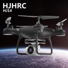 HJ14W Wi-Fi Uzaktan Kumanda Hava Fotoğrafçılığı Drone HD Kamera 200 W Piksel İHA Hediye Oyuncak RC Helikopter Çocuk Yetişkin Hediye