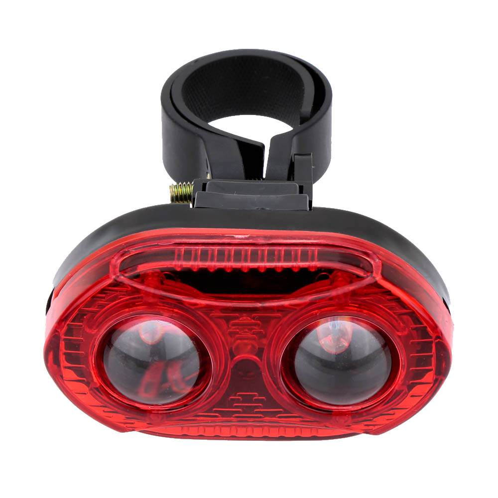 Bicycle-Light Night-Riding Super-Bright 3 LED for Safety-Warning