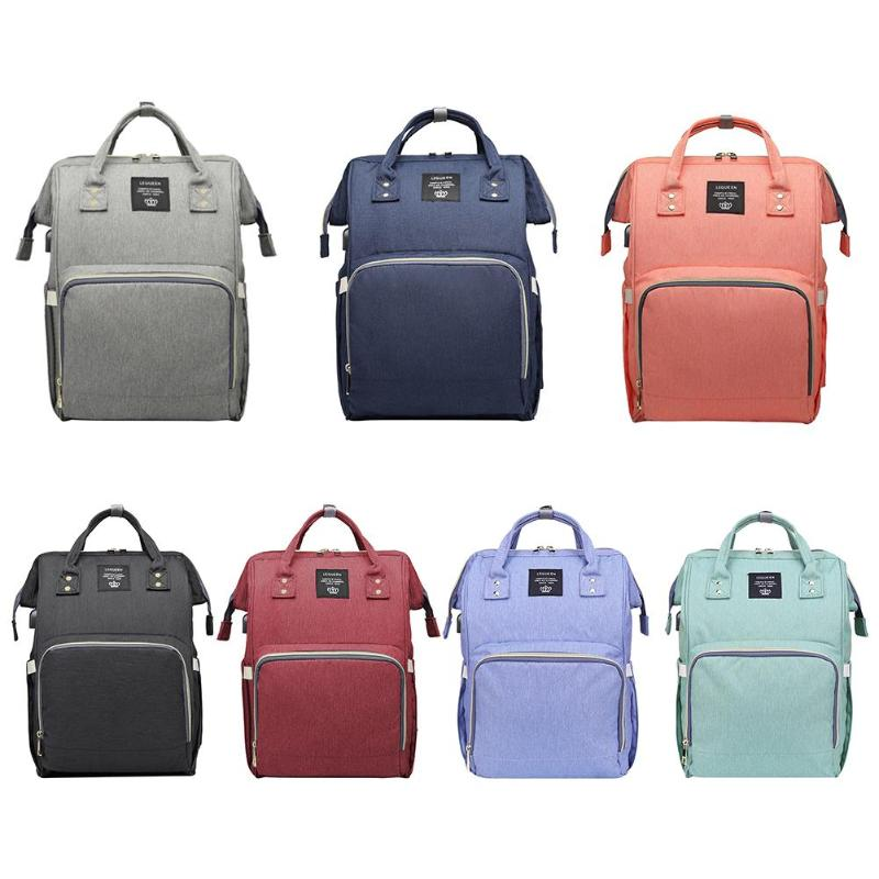 Fashion USB Maternity Diaper Bag Waterproof Handbag Large Capacity Travel Mummy Nursing Stroller Baby Nappy Organizer BackpacksFashion USB Maternity Diaper Bag Waterproof Handbag Large Capacity Travel Mummy Nursing Stroller Baby Nappy Organizer Backpacks