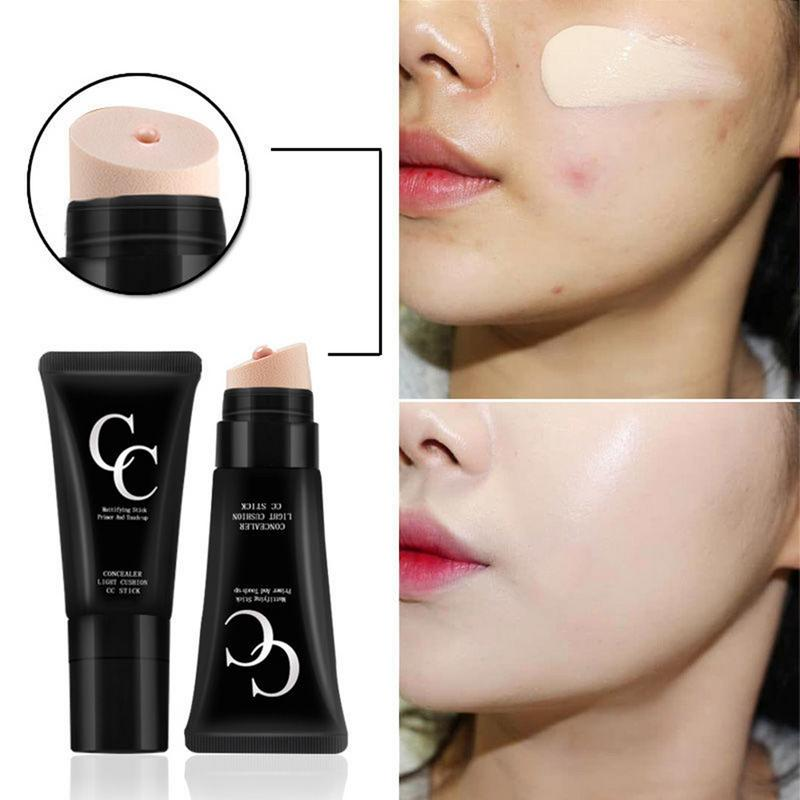 Moisturizer Whitening Nude Makeup Liquid Concealer Foundation Perfect Beauty Foundation Soft Matte Long Wear Concealer Cream