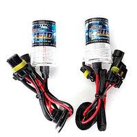 1 пара H11 55 Вт ксенон для HID комплект авто лампы для фар 3000 K 4300 K 5000 K 6000 K 8000 K 10000 K 12000 K 15000 K 30000 K DC12V