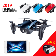 S9M HD CAMERA Speed Adjustable 4CH 6-Axis Gyro 720P Drone Altitude Hold Foldable Hover S9HW S9