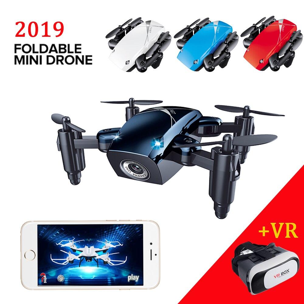 S9M HD cámara de velocidad ajustable 4CH 6-Axis Gyro 720P Drone altitud 4CH 6-Axis Gyro HD 720P HD Drone plegable Hover S9HW S9