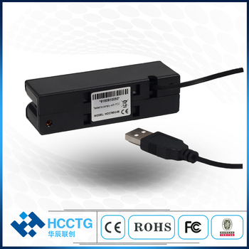 Free SDK Mini Magnetic Card Reader And IC Chip Card Reader Writer With Free SDK HCC100 фото