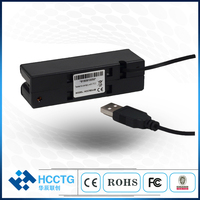 Free SDK Mini Magnetic Card Reader And IC Chip Card Reader Writer With Free SDK HCC100