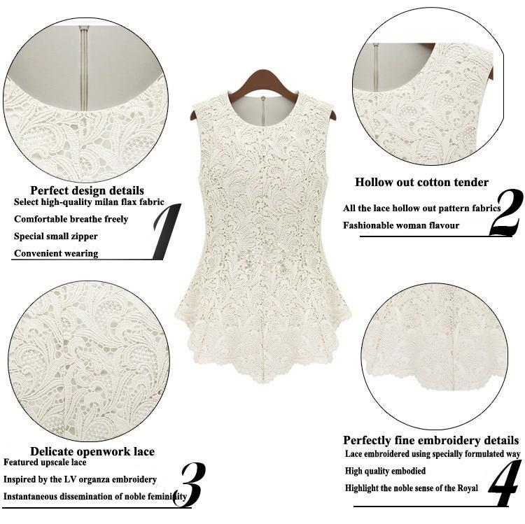 HLB1QPCMFVXXXXakXXXXq6xXFXXXr - 9Colors White Lace Plus Size 5XL Black Sleeveless