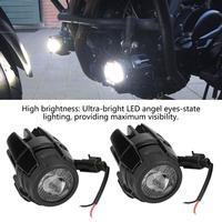 1 Set Motorcycle Fog Lights LED Auxiliary Driving Lamp 12 24V 40W for BMW R1200GS adv F800GS F700GS F650gs