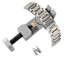 c12a784afcbc Ver Herramientas de relojes profesional Kit de herramienta de la reparación  de las piezas de recambio