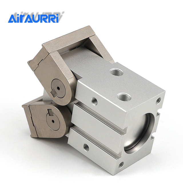 Mhw2 20d 25d1 32d 40d 50d 180 ° угловой тип воздуха захват стойки