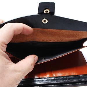 Image 5 - 2020 New Design Fashion wielofunkcyjna portmonetka z prawdziwej skóry portfel damski w dłuższym stylu portfel z krowiej skóry torba hurtowa i detaliczna