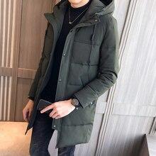 Winter New Cotton-padded Clothes cotton parka jackets coat men windbreaker overcoat Free shipping цена 2017