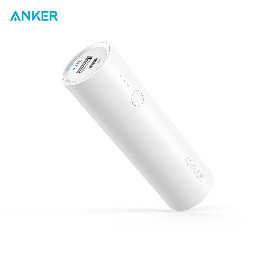External Battery Pack Anker A1109 charging device charger quick charge anchor lcd 5 10 15 20a autoswitch solar panel battery regulator charge controller 12v 24v