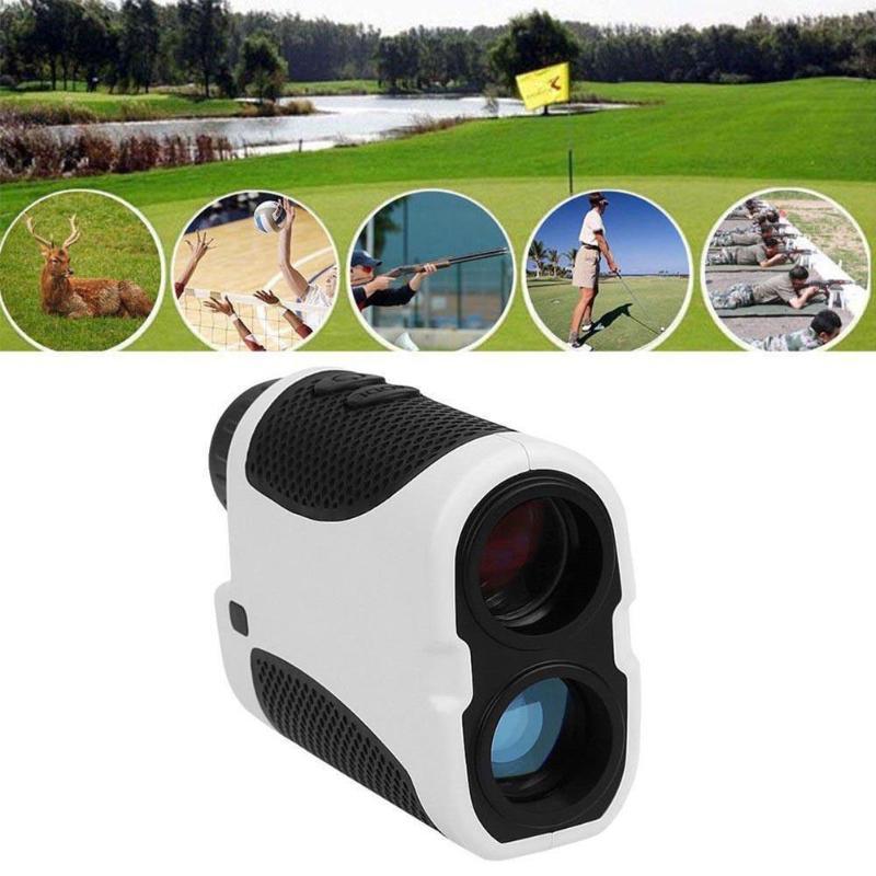 400 м Гольф цифровой лазерный дальномер светодио дный охоты компенсации наклона Угол сканирования бинокль дальномер для гольфа дальномер го...