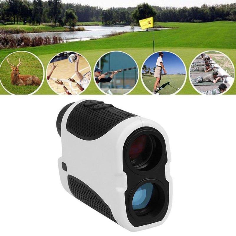 400m Golf Digital Laser Range Finder LED Hunting Slope Compensation Angle Scan Binoculars Rangefinder Golf Range Finder hot sale