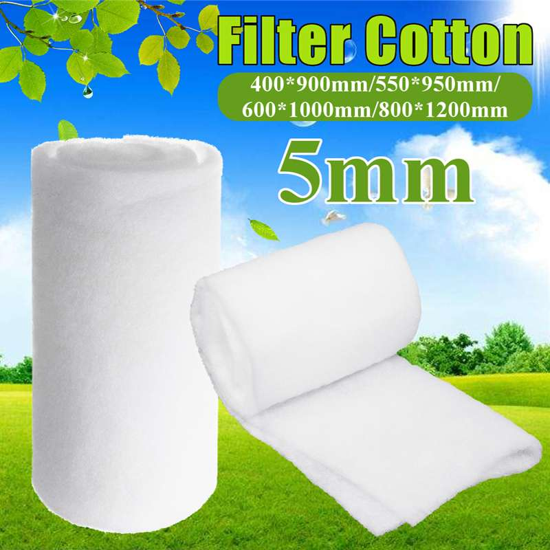 Best Antibacterial Anti-dust Cotton For Automotive Spray Booths Laboratories Hospitals Ect Air Conditioning Filter Cotton