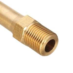 Image 5 - Bocal do conector da pistola da água do rolamento, cabeça de limpeza para a pistola tornado