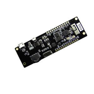 Image 4 - Ttgo T Cell Wifi и Bluetooth модуль 18650 Держатель батареи сиденье 2A предохранитель Esp32 4 Mb Spi Flash 4 Mb Psram micropyton REV1