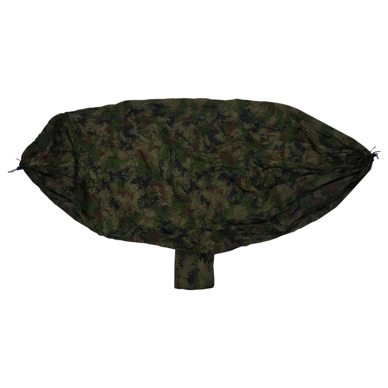 Di Viaggio Doppia Persona Tenda Di Campeggio Esterna Appeso Amaca Letto Di Zanzara Net Camouflage