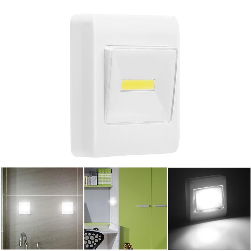 Lemonbest Magnetic Led Cabinet Light With Switch Wireless